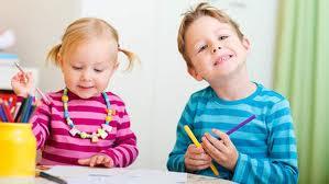 gevoelige kinderen op de kleuterschool