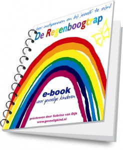 De Regenboogtrap E-book