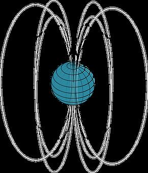 Deze afbeelding heeft een leeg alt-attribuut; de bestandsnaam is magnetic-field-lines-154887__340.png
